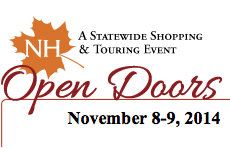 Visit Milkweed Cottage during NH Open Doors, Nov. 8-9